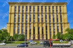 Казначейство,  г.  Москва (планы эвакуации)
