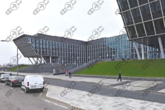 Tele2, г. Москва (линейная и напольная разметка, знаки безопасности)