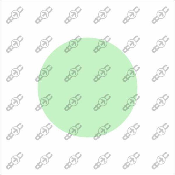 Фотолюминесцентный знак с защитным слоем EМ-14