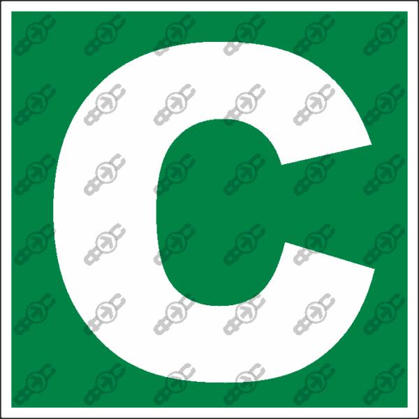 Знак E42 - C