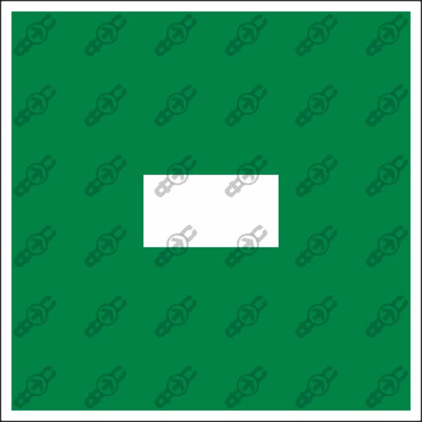 Знак E46 - Тире