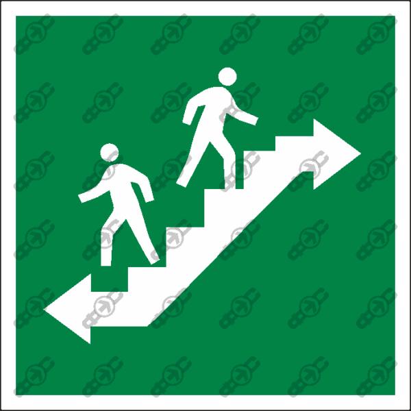Знак E54 - Эскалатор