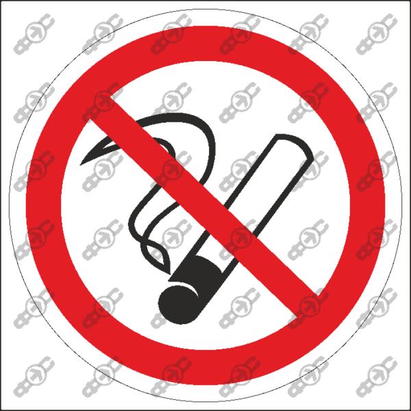 Знак P01 — Курить запрещено