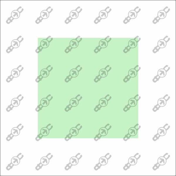 Фотолюминесцентный знак с защитным слоем EМ-15