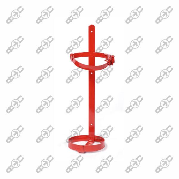 Кронштейн для огнетушителя ТВ-3 (с мет. защёлкой, d-145)